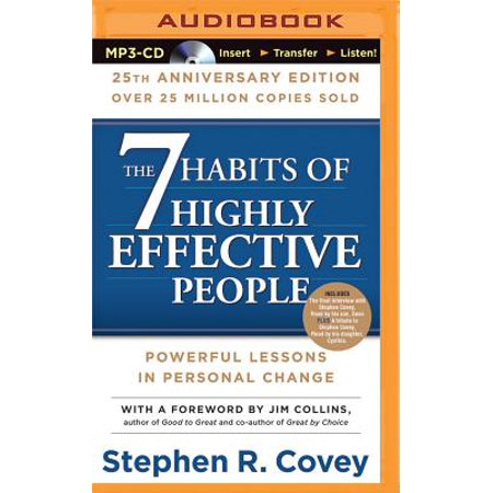7 Habits of Highly Effective People, The: 25th Anniversary