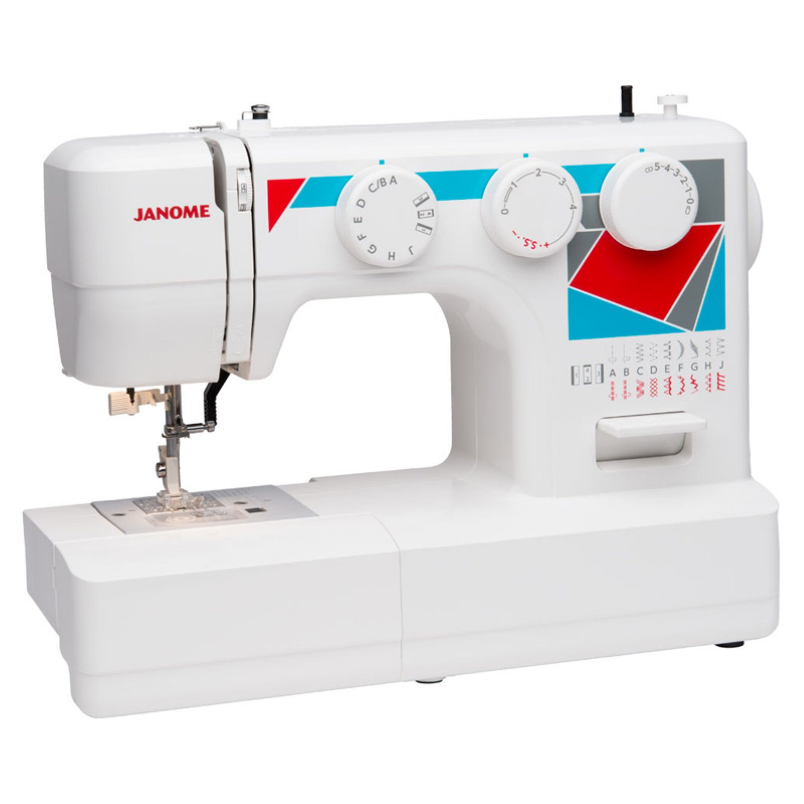 easy to use sewing machine