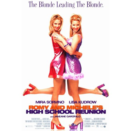 Romy and Michele's High School Reunion (1997) 11x17 Movie Poster](Halloween 1997)
