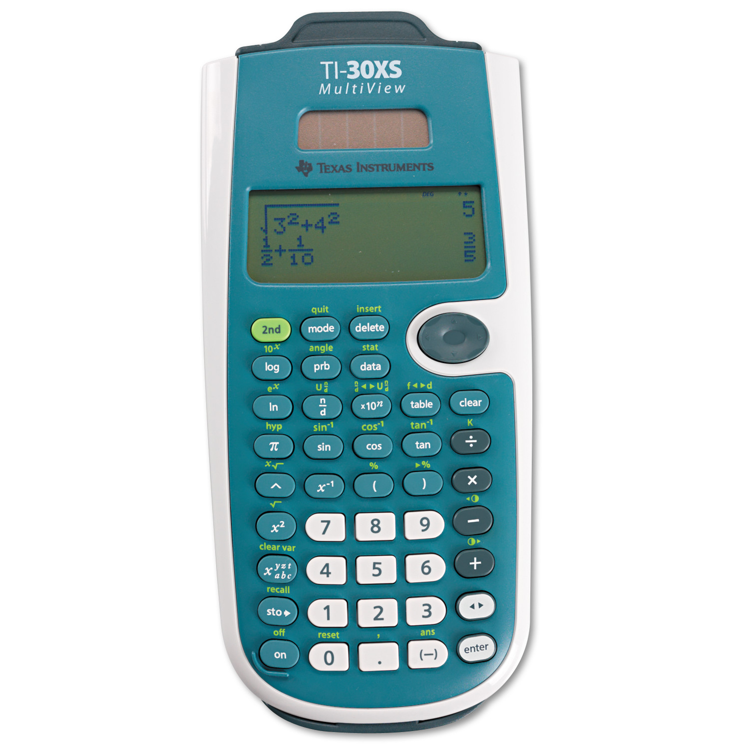 Texas Instruments TI-30XS MultiView Calculator by Texas Instruments, Inc