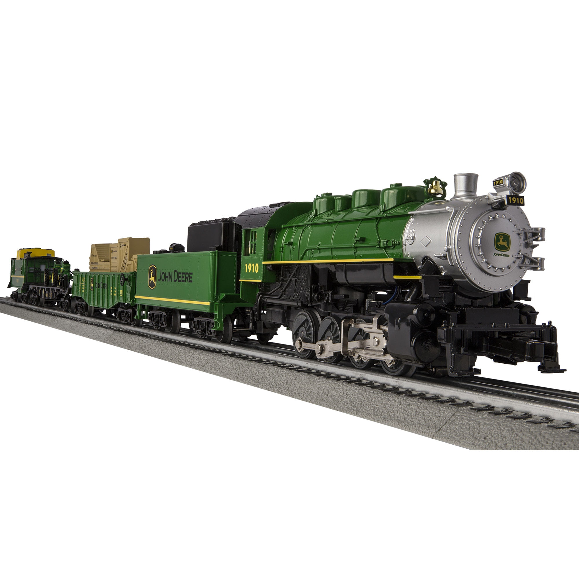 Lionel Trains John Deere LionChief Ready-to-Run Train Set by Generic