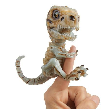 Untamed Skeleton T-Rex – Doom - by WowWee