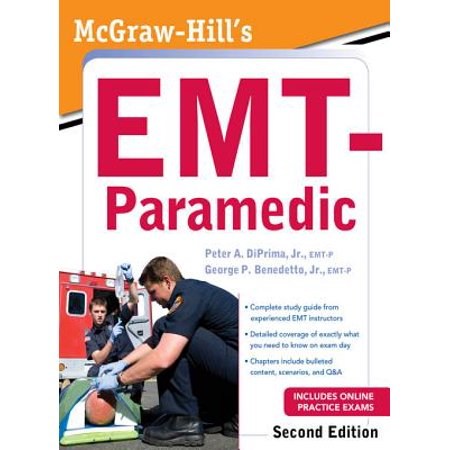 McGraw-Hill's EMT-Paramedic, Second Edition - eBook