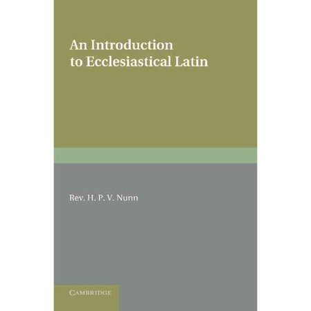 Latin Introduction 102