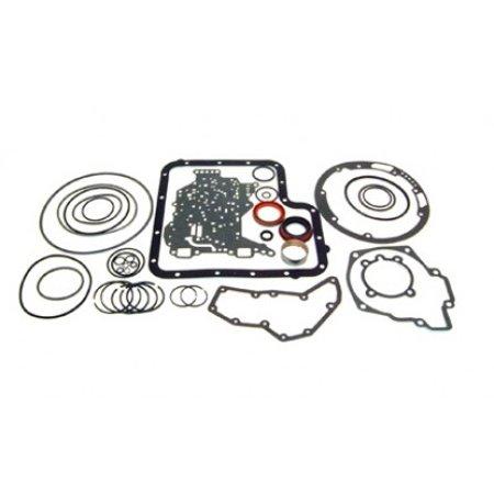 Tci Automatic Transmission Rebuild Kit Powerglide Pn 628800