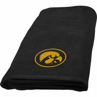 "NCAA University of Iowa Polyester 26"" x 15"" Hand Towel, 1 Each"