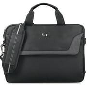 Solo USLCLA1124 US Luggage Laptop Slim Brief, Black