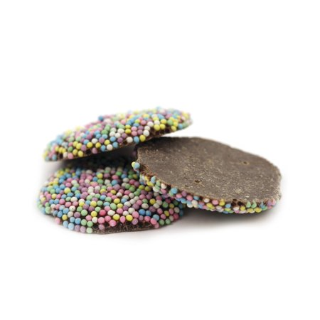 Easter Nonpareils Dark Chocolate Multicolor Pastel Nonpareils Candy 5 pounds](Color Candy)