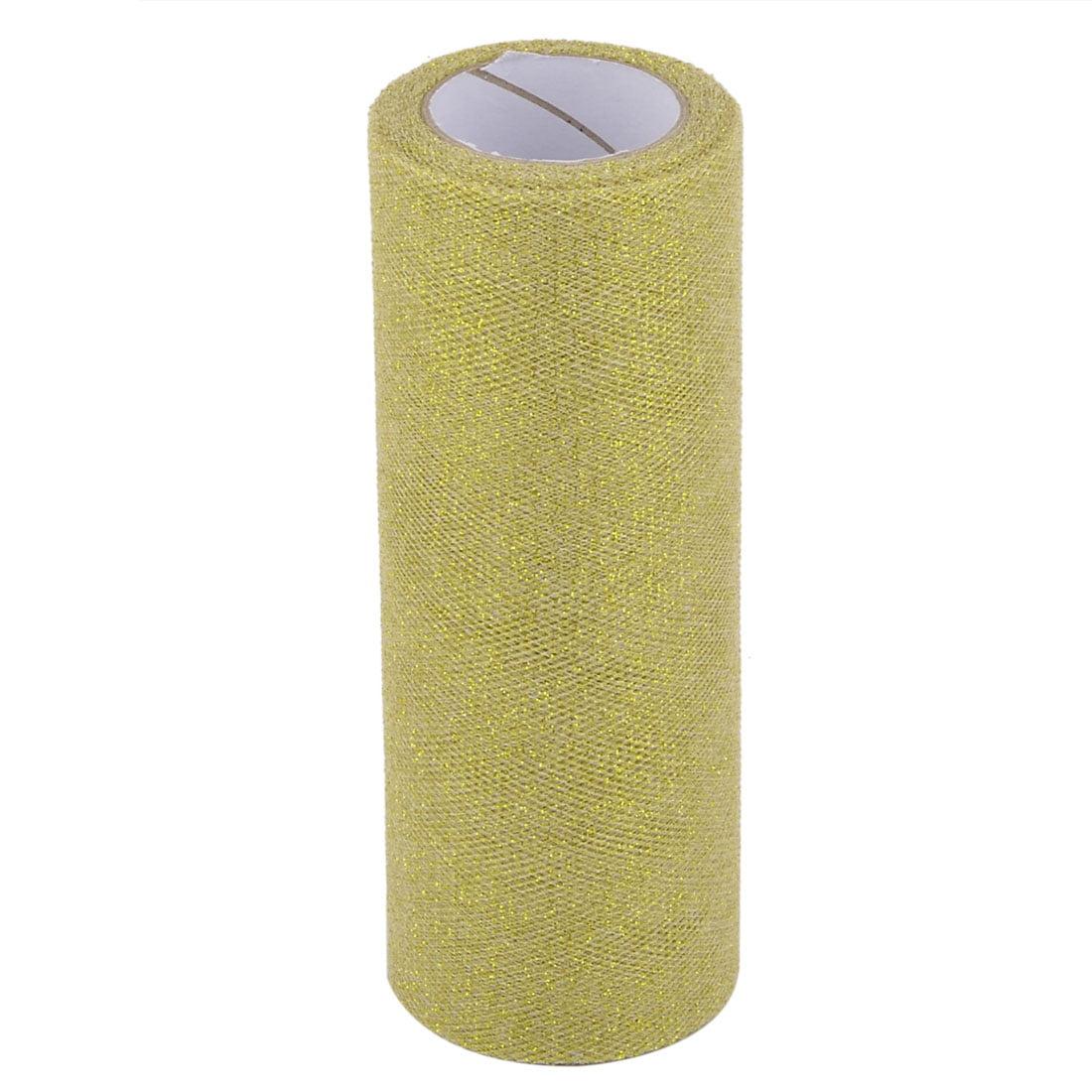 "Accueil Festival Polyester Tutu Emballage cadeau Tulle Rouleau tiroir 5.9"" x 10 Yards - image 5 de 5"