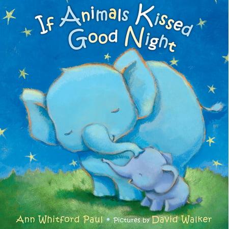 If Animals Kissed Good Night (Board Book)](13 Nights Of Halloween Book)