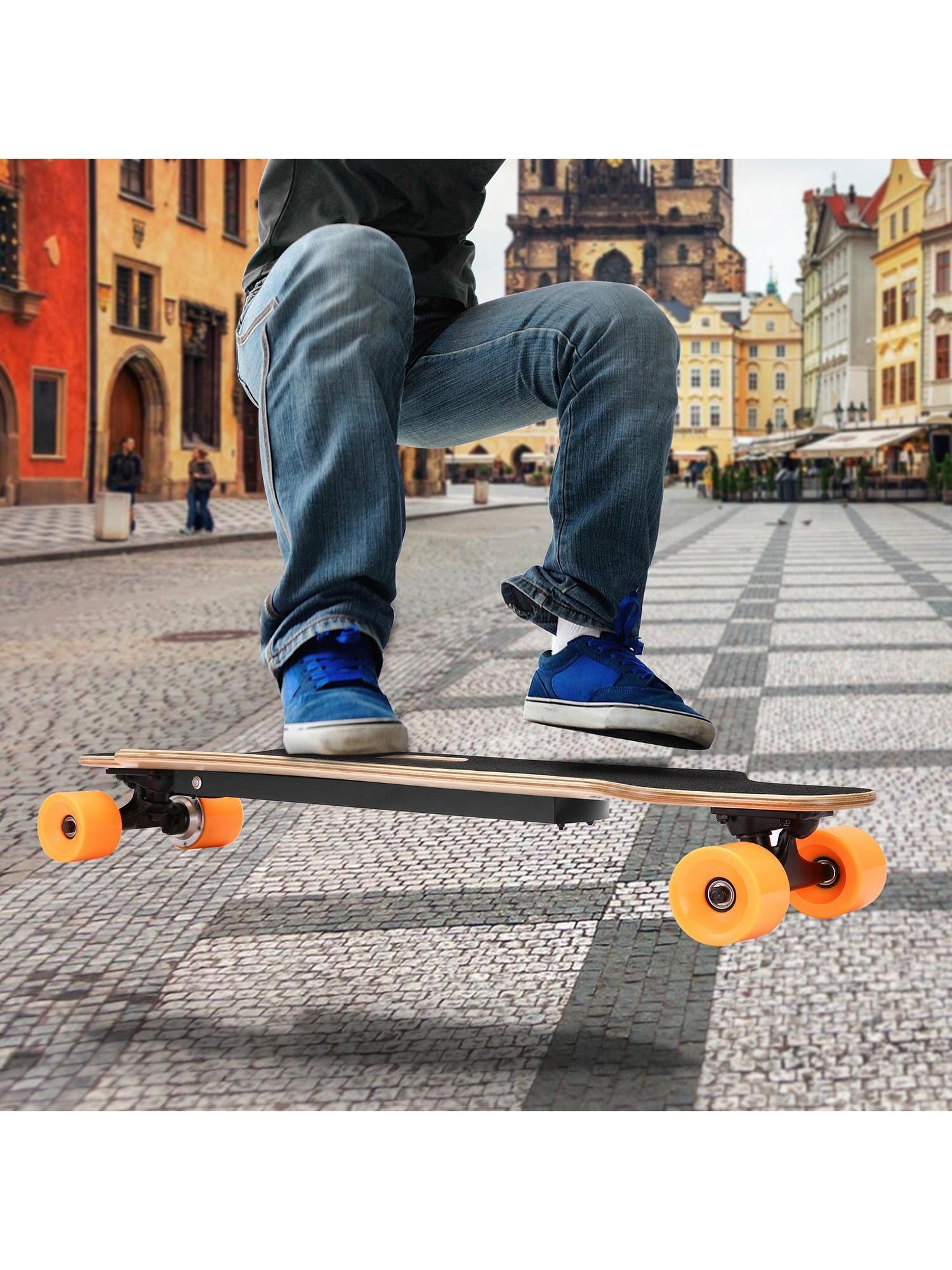 Margot Big Saving Adult Electric Skateboard Longboard with Bluetooth and Remote Controller hoverboad & Maple... by