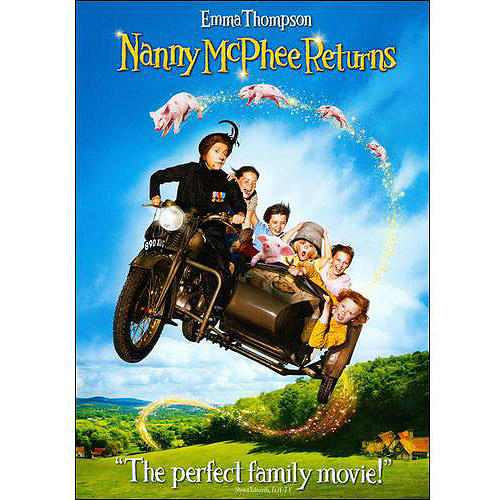 Nanny McPhee Returns (Widescreen)