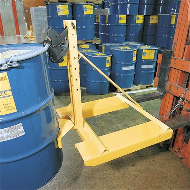 Vestil FMDL-850 Fork Mounted Drum Lifter, 750 lbs
