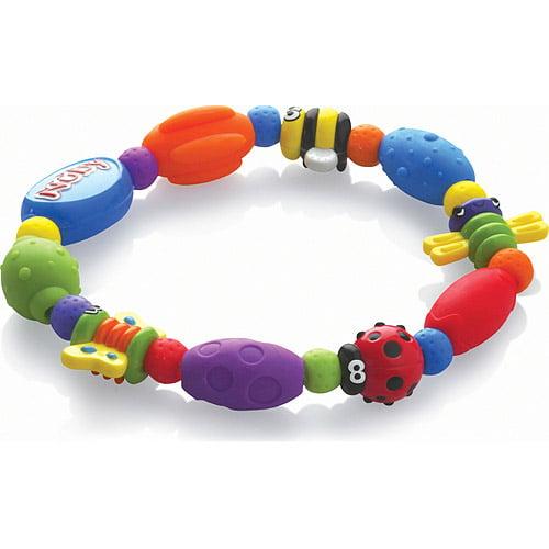 Nuby Bug-a-Loop Teether, BPA-Free