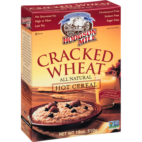 Hodgson Mill Cracked Wheat All Natural Hot Cereal, 8 oz (Pack of, 6)