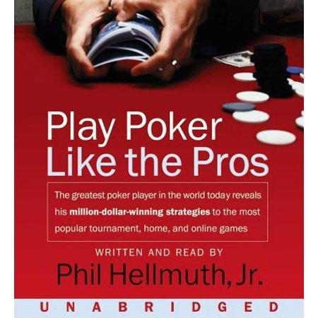 Play Poker Like The Pros - (Like Poker)