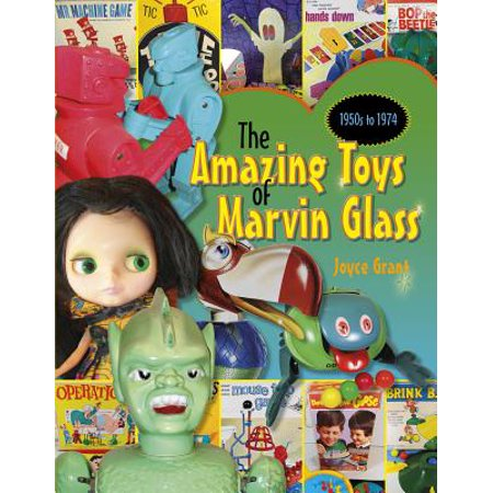 Amazing Toys of Marvin Glass : 1950's to - 1950's Glasses