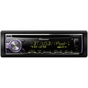 Pioneer DEH-X6810BT AM/FM/CD/Apple iPod Car Stereo with Built-In Bluetooth