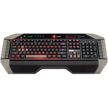 Mad Catz V.7  Cyborg Keyboard for PC