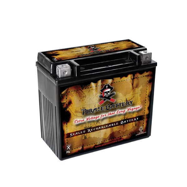 YTX20HL-BS Jet Ski Battery for Kawasaki JT750 STS STX 1998 by