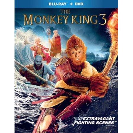 The Monkey King 3 (Blu-ray) (Monkey Go Happy Halloween Heart)