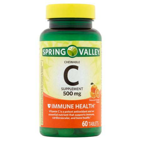 à croquer Vitamine C 500 mg 60 ct