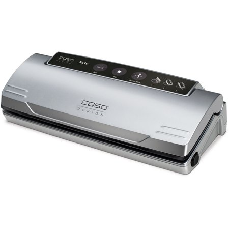 Caso Design VC 10 Food Vacuum Sealer with Food Management