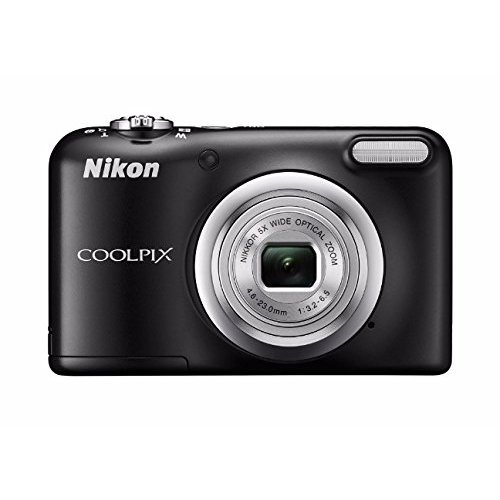 Nikon Coolpix A10 16MP Digital Camera (Black) International Model