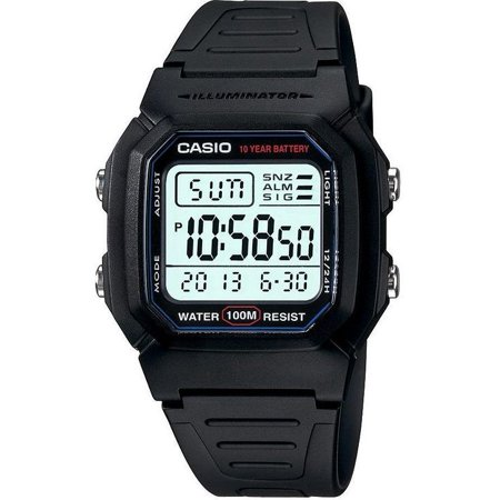 Men's Classic Digital Sports Watch - Asteroid Halloween Watch