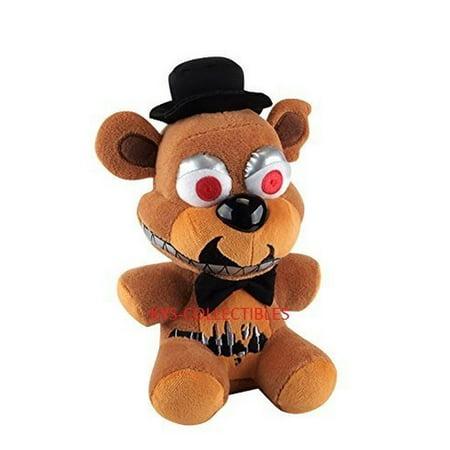 Five Nights at Freddy's Series 2 Plush: NIGHTMARE FREDDY - Nightmare Freddy