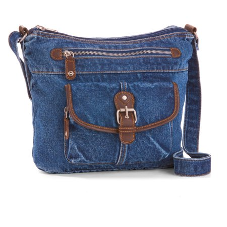 Time and Tru Buckle Anita Hobo