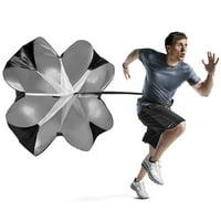 BALIGHT Speed Training Drag Umbrella Running Exercise Training Running Resistance Parachute Tools
