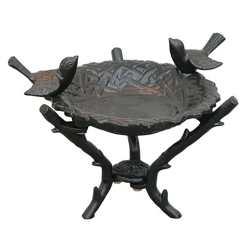 Innova C301-27 Bird Nest Tabletop Bird Bath