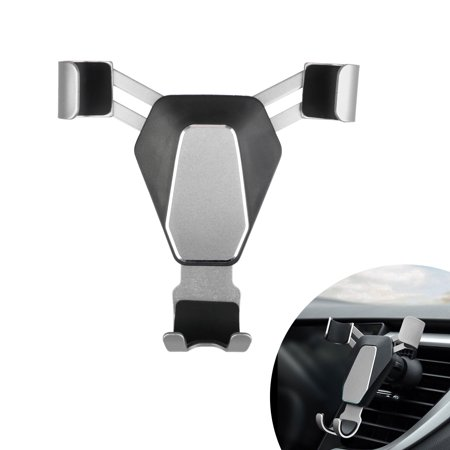 Car Phone Mount, EEEKit Universal CD Slot Phone Holder Gravity 360 ° Rotation  Air Vent Stand Holder Cradle for iPhone Xs Max R 8 Plus 7 Samsung Galaxy S9