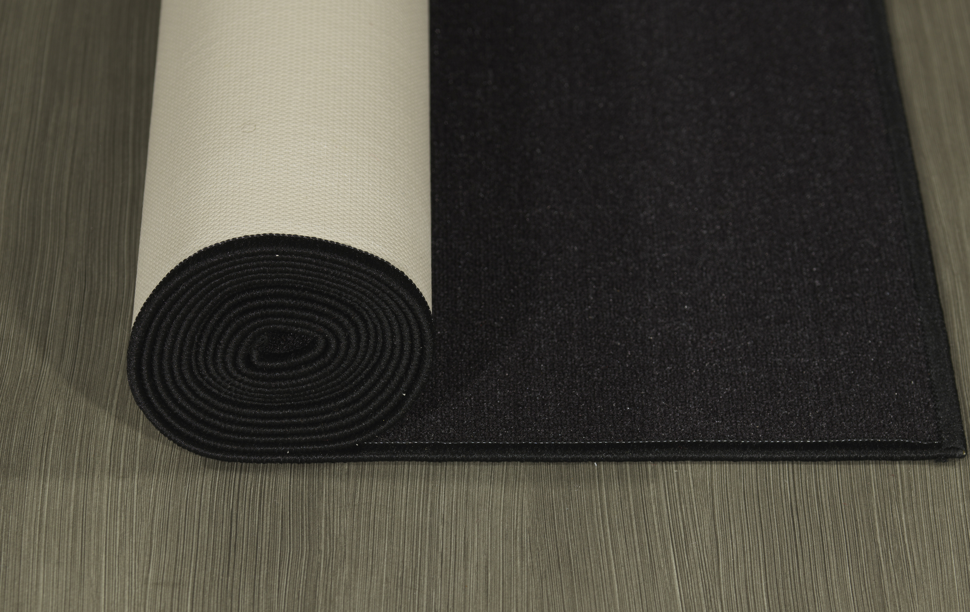 47905ca59ac Ottomanson Ottohome Collection Solid Hallway Wedding Aisle   Kitchen Non  Slip Rubber Backing Area or Runner Rugs - Walmart.com