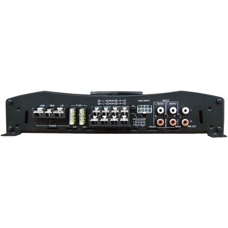 JVC Mobile KS-AX5104 drvn AX5000 Series Class AB Amp (4 Channels, 1,000 Watts) ()