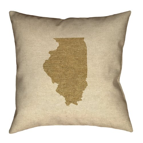 Ivy Bronx Genibrel Illinois Pillow