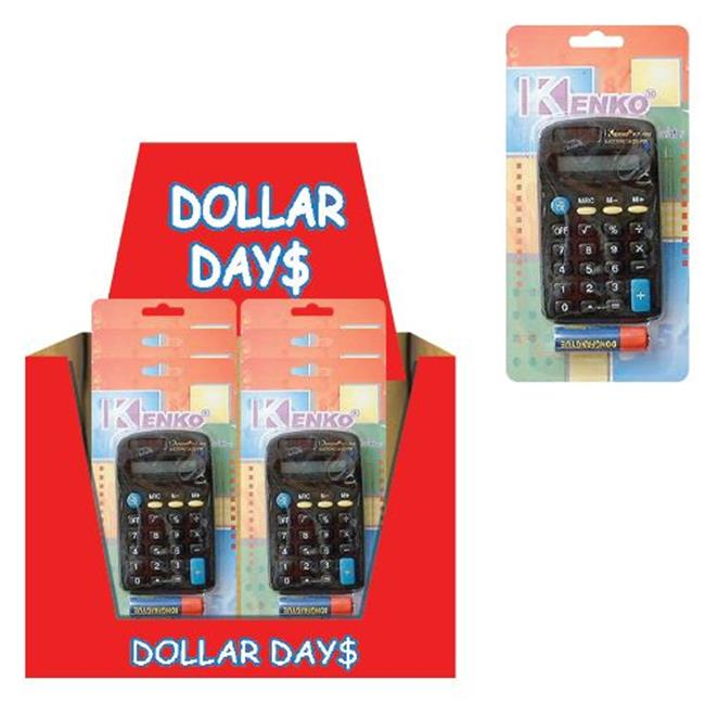 Deluxe Import Trading 51-44997 Calculator - 42 Packs