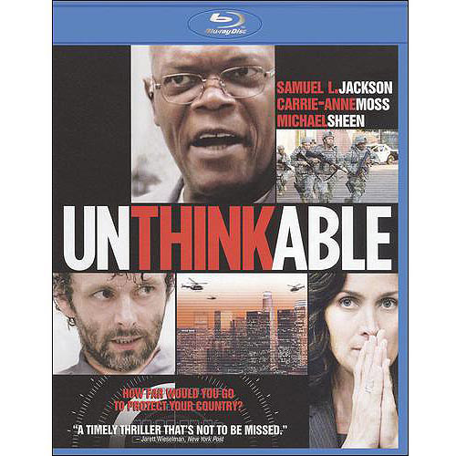 Unthinkable (Blu-ray) (Widescreen)