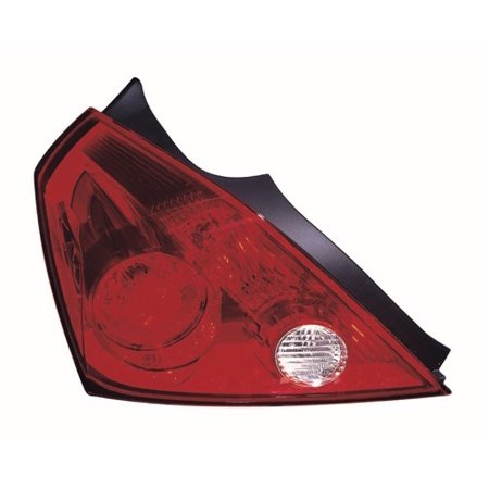 - Go-Parts » 2008 - 2013 Nissan Altima Rear Tail Light Lamp Assembly / Lens / Cover - Left (Driver) Side - (2 Door; Coupe) 26555-JB100 NI2800179 Replacement For Nissan Altima