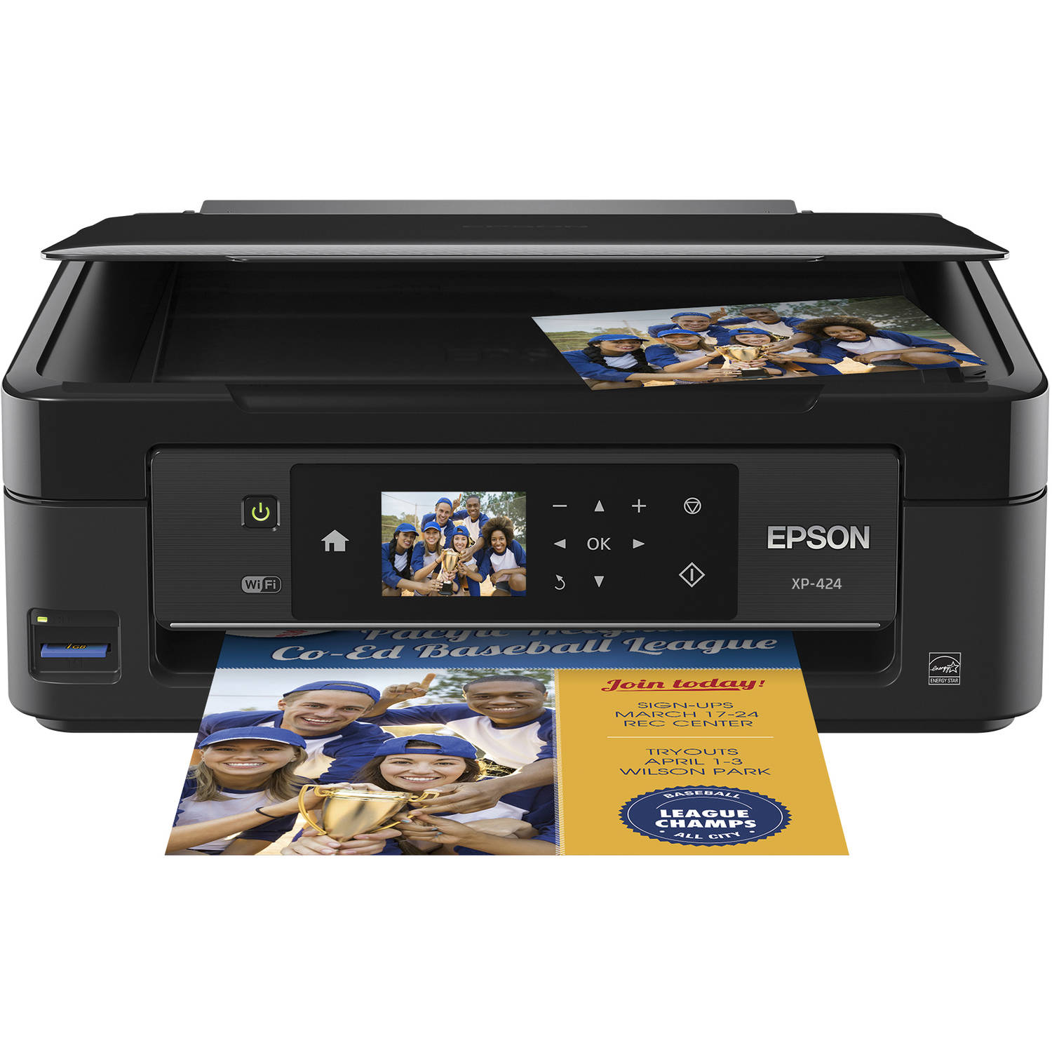 Epson Expression Home XP-424 - multifunction printer (color)