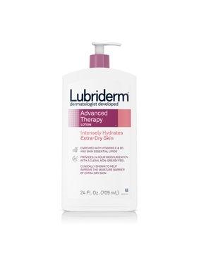 Lubriderm Advanced Therapy Lotion with Vitamin E and B5, 24 fl. oz