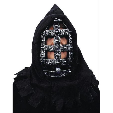 Costumes For All Occasions Ta103 Iron Head Mask - Charlie Scene Mask For Sale