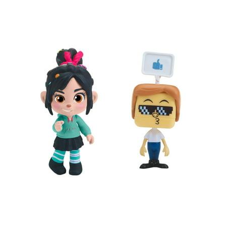 Bandai America - Wreck it Ralph 2 Figure, Vanellope (Wreck It Ralph Adult Costume)