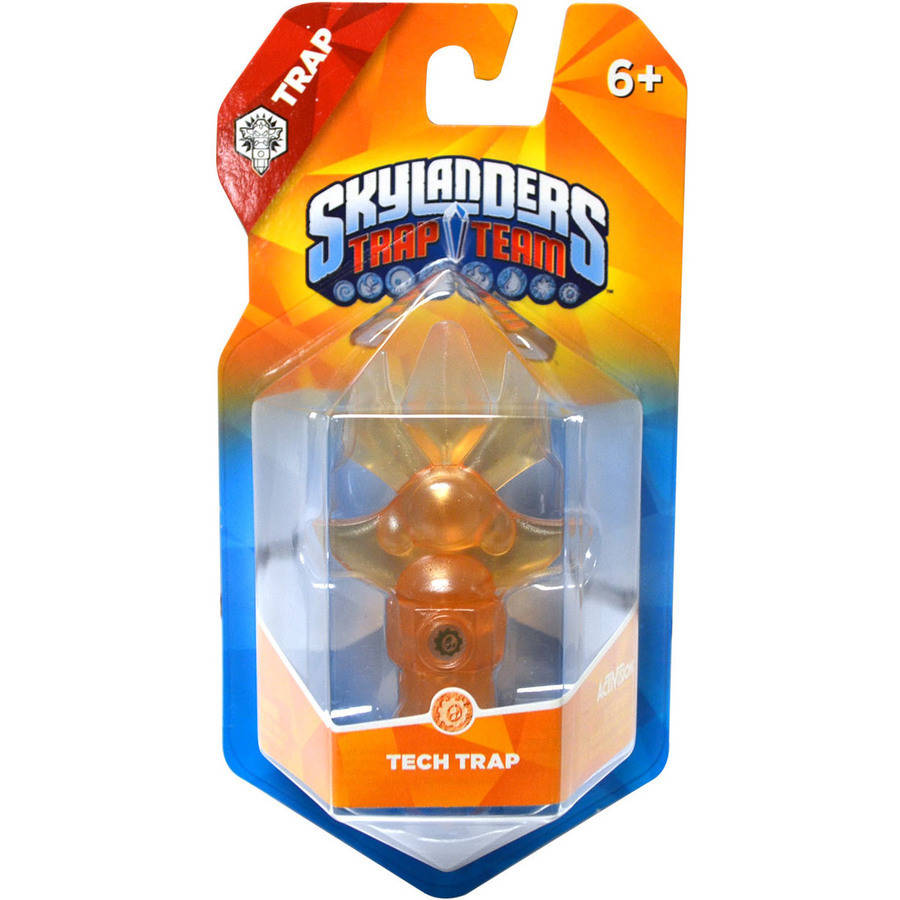 Skylanders Trap Team: Factory Flower Tech Scepter (Universal)