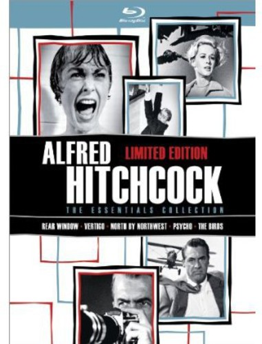 Alfred Hitchcock: The Essentials Collection (Blu-ray) by UNIVERSAL HOME ENTERTAINMENT