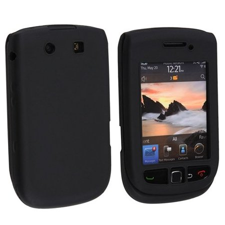 Silicone Skin Case for Blackberry Torch 9800/9810 - (Blackberry Silicone Skin Case)