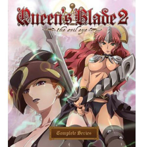 Queens Blade 2: The Evil Eye (2 Disc) (Blu-ray Disc)