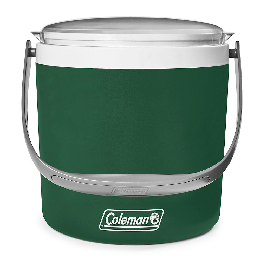 Coleman® 9-Quart Party Circle™Cooler, Heritage Red