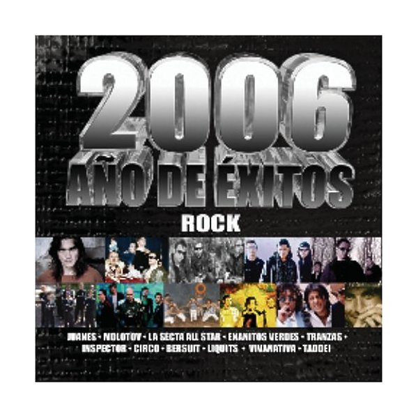 2006 ANO DE EXITOS: ROCK (602498336991)